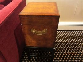 MAITLAND SMITH BOX ON STAND
