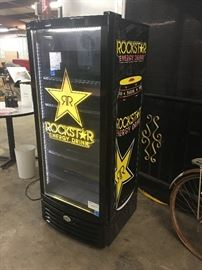 Rockstar Energy Drinks cooler