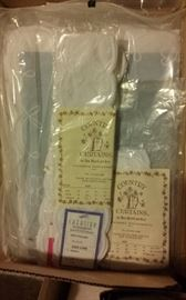 Country curtains still in box and tons of others