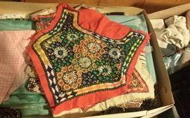More textiles