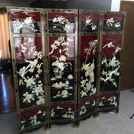 Asian Art Panels (Double-Sided)