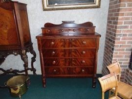 Antique Federal Chest