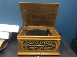 Crosley 1930s Reproduction Turntable