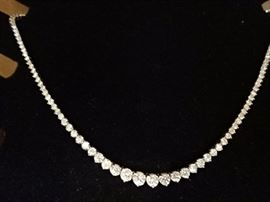 Exquisite Diamond Necklace for that Special Someone!