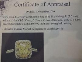 Estimated Current Market Replacement Value $29,195