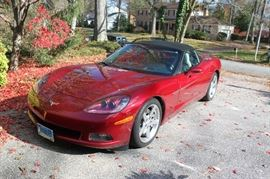 2006 Corvette with 30K and all the options.