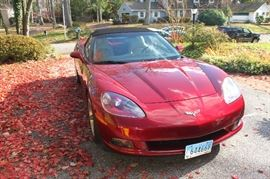 2006 Corvette 30K and has all the options.