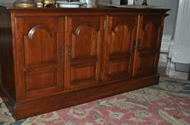 Outstanding credenza