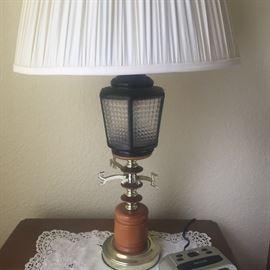 Weathervane Lamp