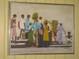 Jamaican painting