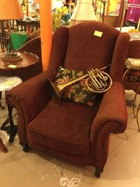Some pieces  are from Arhaus....