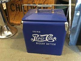 NEW Pepsi Cola Picnic Cooler