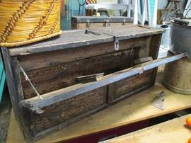 Old Machinist Tool Boxes
