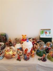 Pooh Collectibles