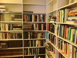 Plenty of books