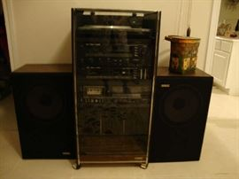 1980's Fisher Stereo System