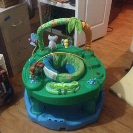Baby playstation