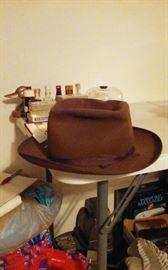 Vintage Wormser hat