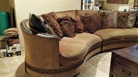 Nativa Custom Sofa $300