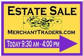 Merchant Traders Estate Sales, Bloomingdale, IL
