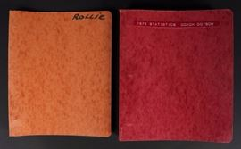 Rollie Dotsch Birmingham Stallions Football Playbooks