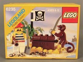 Legoland pirate system #6235