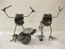 Whimsical musicians