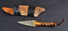 11: Knife and Scraper