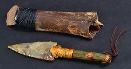10: Knife & Scraper
