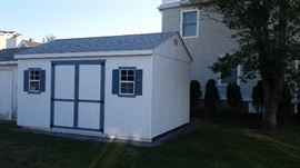 12 x 16 newer shed