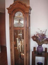 Ridgeway grandfather clock - nice!