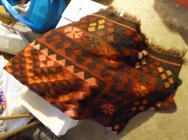 Camel Blanket / Rug