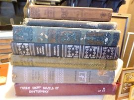 Antique & Old Books