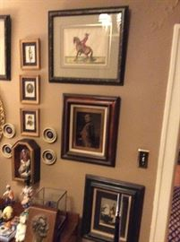 A HUGE collection of Napoleon Collectibles ! MOst are Antique!