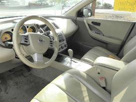 Interior Nissan Murano