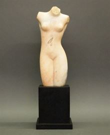 Boris Lovet-Lorski marble sculpture