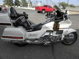1996 Honda SE Goldwing, 86k Miles, Runs Great w/Lot's of Accesories