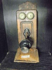 Kellogg Antique Wall Phone