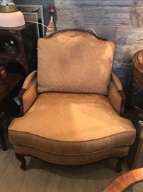 Pair of Eathan Allen chairs