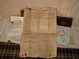 Add'l documents from Aiken County, SC. The Busbee ancestors (Baggots) were originally from Aiken County, SC.