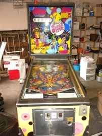 Williams Super Star Pinball Machine (1972)