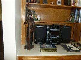 Panasonic stereo, Don Quixote