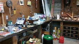 Pickers basement