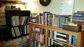 Books, records