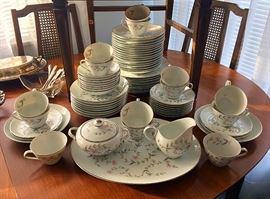 "Harmony House Fine China, ""Linda"" Pattern"