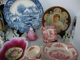 Tin Plate, China, Dresser Box