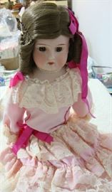 Antique Bisque Doll Armand Marseille