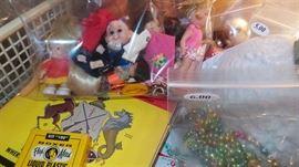 Vintage Kiddles ~ Some Vintage Christmas