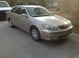 2006 Toyota Camry - LE - 106,000 miles $ 4,800.00