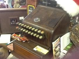 1937 National cash register not for sale unless I get the asking price of $500 still works